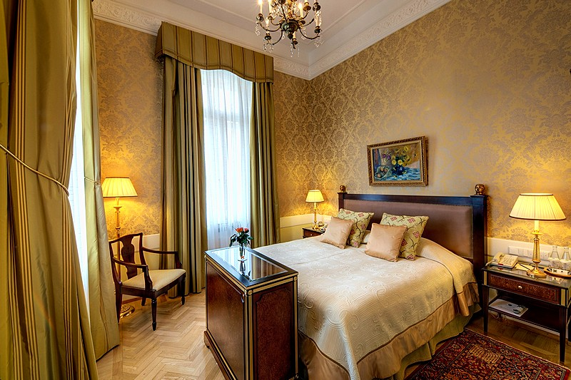 Executive Suite at the Belmond Grand Hotel Europe in St. Petersburg