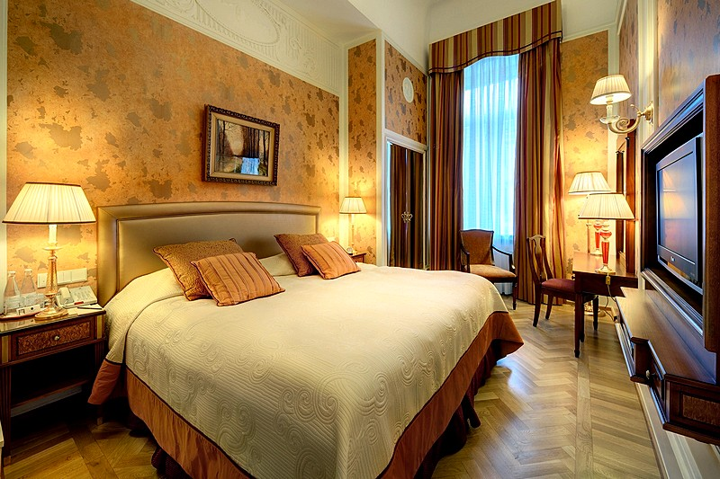 Classic Suite Double at the Belmond Grand Hotel Europe in St. Petersburg