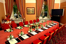 Dostoevsky Room at the Belmond Grand Hotel Europe in St. Petersburg