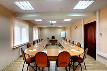 Conference Hall (Ground Floor) at the Guyot Hotel in St. Petersburg