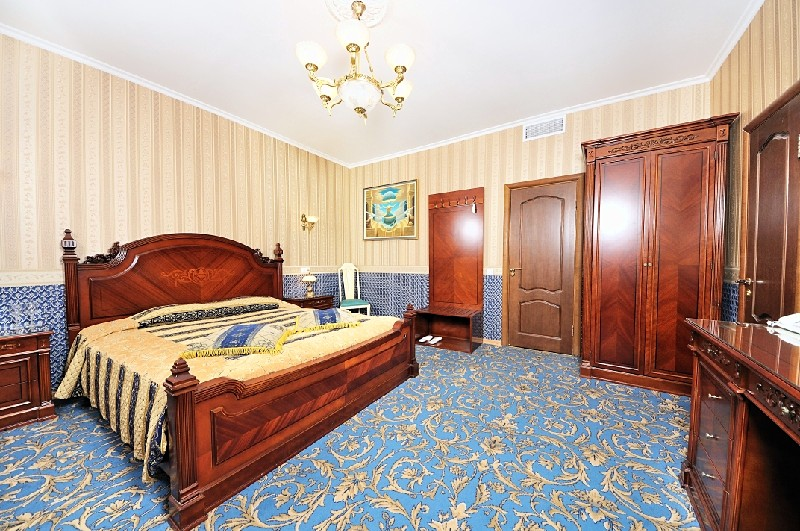 Annet Standard Room at the Happy Pushkin Hotel in St. Petersburg