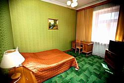 Standard Double Room at the History Hotel on Kanal Griboedova in St. Petersburg
