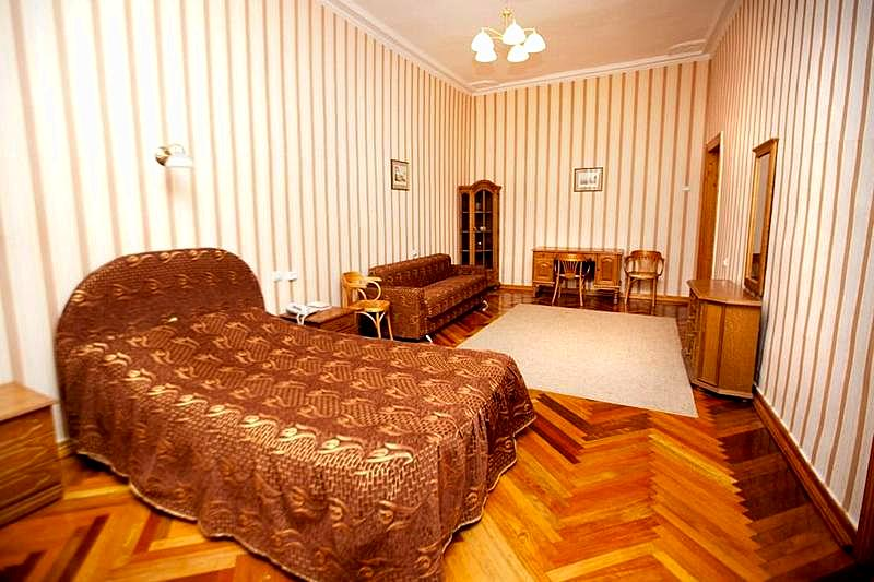 Suite at the History Hotel on Kanal Griboedova in St. Petersburg