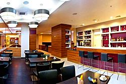 Tatlin Bar at the Holiday Inn Moskovskye Vorota Hotel in St. Petersburg
