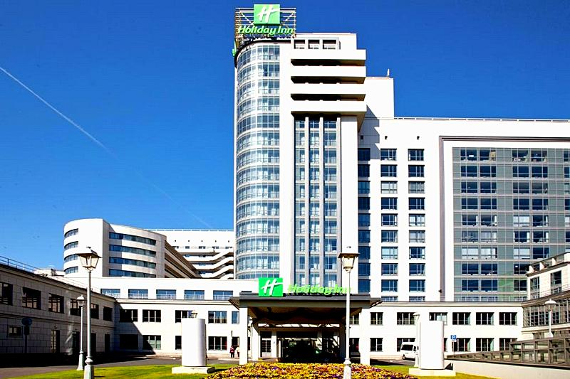 Holiday Inn Moskovskye Vorota Hotel in St. Petersburg