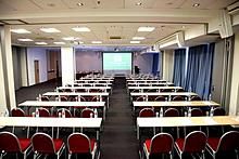 Petrov-Vodkin Conference Hall at the Holiday Inn Moskovskye Vorota Hotel in St. Petersburg