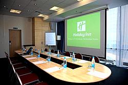 Molinari Meeting Room at the Holiday Inn Moskovskye Vorota Hotel in St. Petersburg