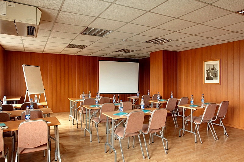Svir Conference Hall at the Karelia Business Hotel in St. Petersburg