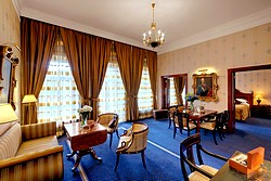 Hermitage Suite at the Kempinski Hotel Moika 22 in St. Petersburg