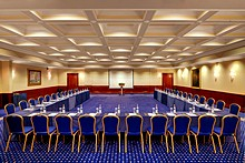 Neva Conference Hall at the Kempinski Hotel Moika 22 in St. Petersburg