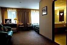 Family Suite at the Ladoga Hotel in St. Petersburg