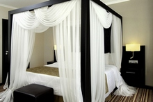 Luxury Suite at the Marriott Courtyard Center West / Pushkin Hotel in St. Petersburg