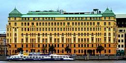 Marriott Courtyard Vasilievsky in St. Petersburg, Russia