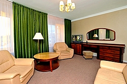 Suite Plus at the Moscow Hotel in St. Petersburg