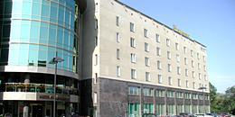 Neptun Business Hotel in St. Petersburg, Russia