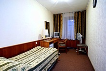Single Room (Building A) at the Neptun Business Hotel in St. Petersburg