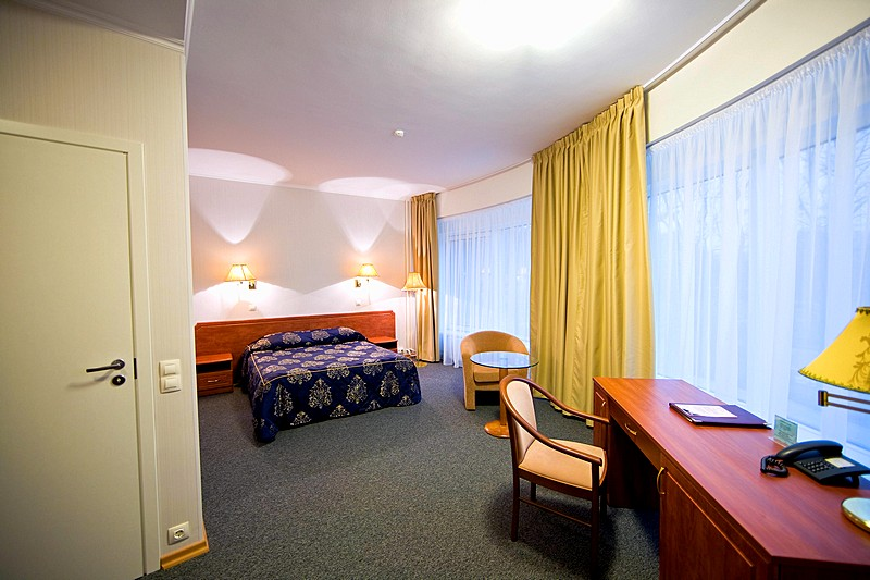 Economy Junior Suite at the Neptun Business Hotel in St. Petersburg