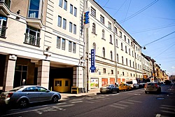 Nevsky Express Hotel in St. Petersburg