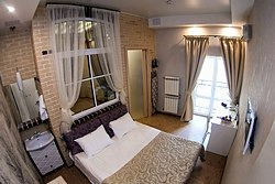 Two-room Studio at the Nevsky Forum Hotel in St. Petersburg