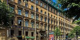 Nevsky Hotel Grand in St. Petersburg, Russia