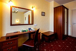 Suite at the Nevsky Hotel Grand in St. Petersburg