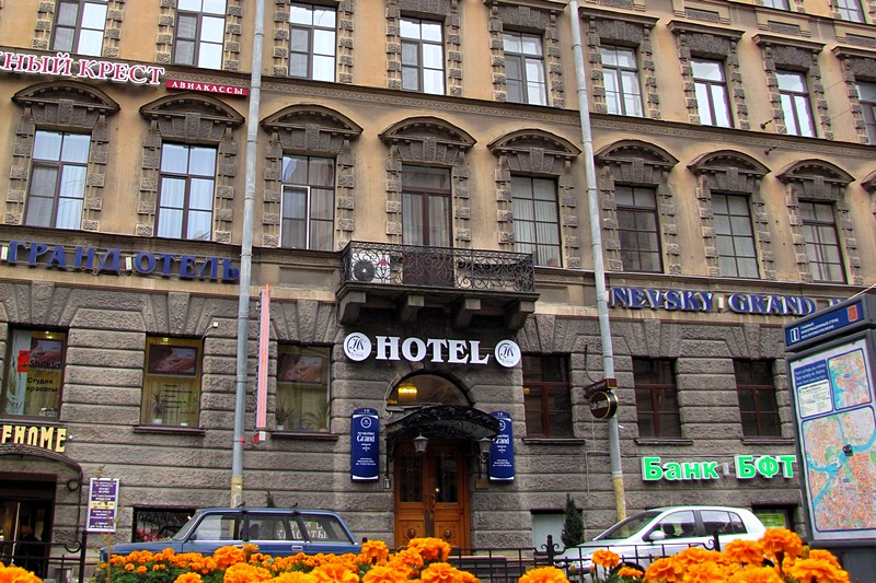 Nevsky Hotel Grand in St. Petersburg