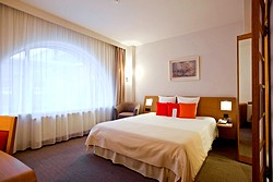 Superior Double Room  at the Novotel St. Petersburg Centre Hotel in St. Petersburg