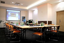 London Meeting Room at the Novotel St. Petersburg Centre Hotel in St. Petersburg