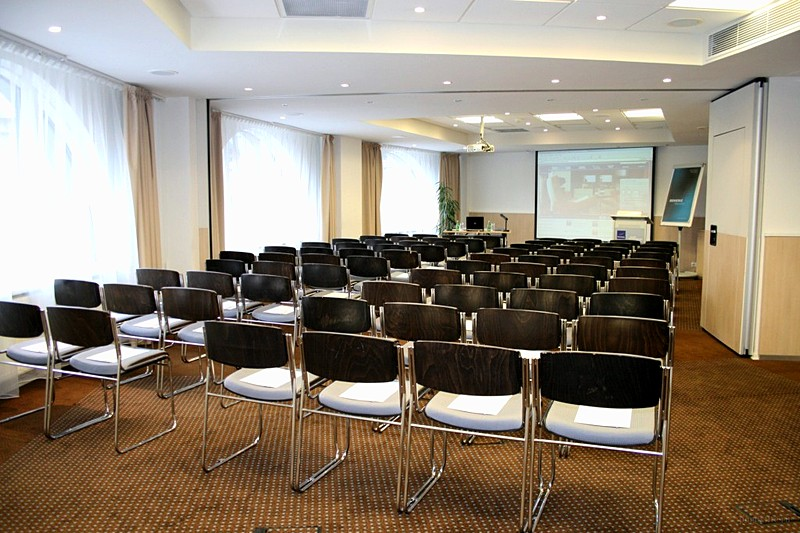 Berlin Conference Hall at the Novotel St. Petersburg Centre Hotel in St. Petersburg