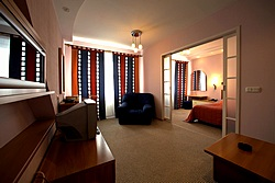 Superior Two-Room Suite at the Okhtinskaya Hotel in St. Petersburg