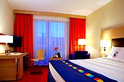 Business Friendly Double Room at the Park Inn by Radisson Nevsky St. Petersburg Hotel in St. Petersburg