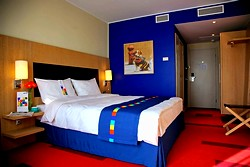 Standard Double Room at the Park Inn by Radisson Nevsky St. Petersburg Hotel in St. Petersburg