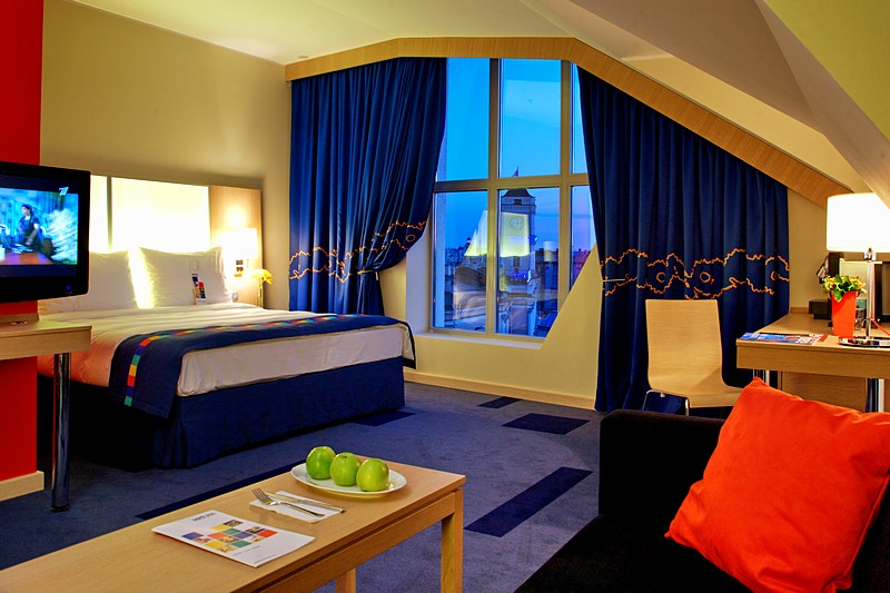 Junior Suite Double at the Park Inn by Radisson Nevsky St. Petersburg Hotel in St. Petersburg