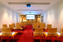 Meeting Room B at the Park Inn by Radisson Nevsky St. Petersburg Hotel in St. Petersburg