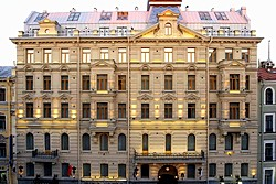 Petro Palace Hotel in St. Petersburg