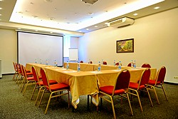 Alsace Meeting Room at the Petro Palace Hotel in St. Petersburg