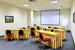 Champagne Meeting Room at the Petro Palace Hotel in St. Petersburg