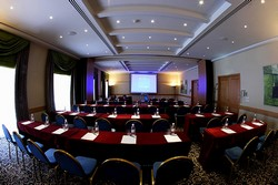 Stasov + Ushakov Conference Hall at the Radisson Royal Hotel in St. Petersburg