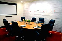 Nekrasov Meeting Room at the Radisson Royal Hotel in St. Petersburg