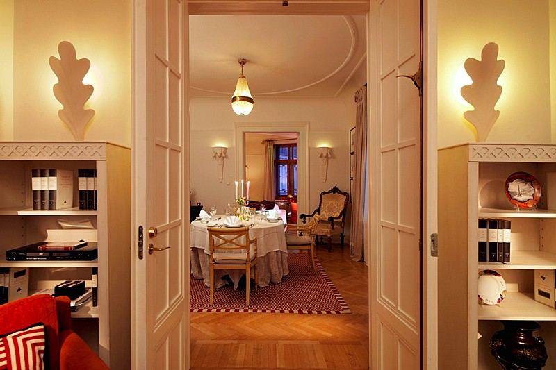Presidential Suite at the Rocco Forte Hotel Astoria in St. Petersburg