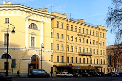 Rossi Boutique Hotel in St. Petersburg