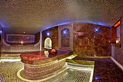 Hammam at the Rossi Boutique Hotel in St. Petersburg