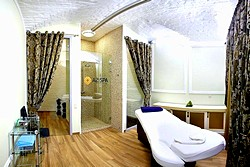 Spa at the Rossi Boutique Hotel in St. Petersburg