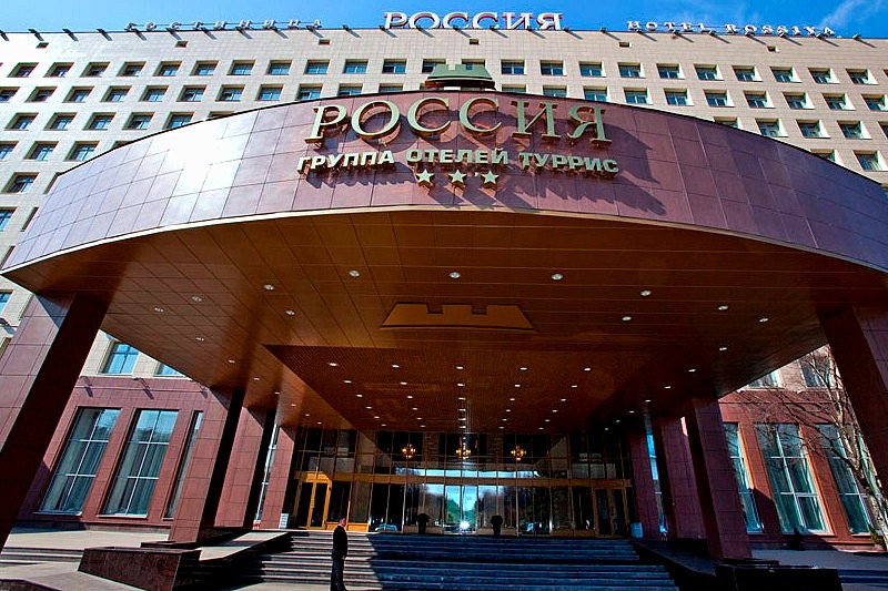 Good Hotels In St Petersburg Russia