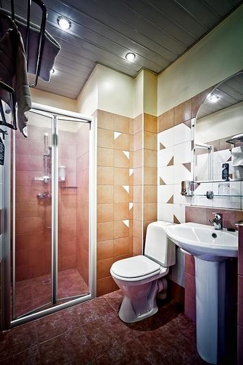 Standard Hotel Room: Standard Single Rooms At St. Petersburg's Shelfort Hotel