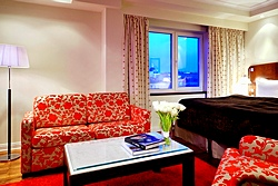 Suite at the Original Sokos Hotel Olympia Garden in St. Petersburg