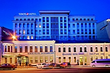 Solo Sokos Hotel Vasilievsky in St. Petersburg
