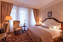 Premium Room at the Official State Hermitage Museum Hotel in St. Petersburg