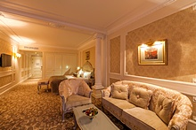 Junior Suite at the Official State Hermitage Museum Hotel in St. Petersburg