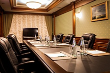 Stackenshneider meeting room at the Official State Hermitage Museum Hotel in St. Petersburg